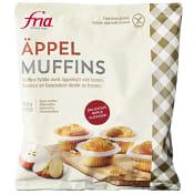 Äpplemuffins Glutenfri Fryst 200g Fria