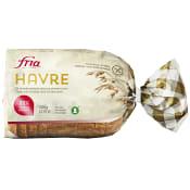 Havre matbröd G-fri 500g Fria