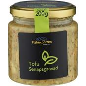 Tofu Senapsgravad 200g Fiskexporten