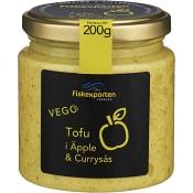 Tofu i äpple & currysås 200g Fiskexporten