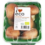 Kastanjechampinjoner Ekologiska 250g KRAV Klass 1 ICA I love eco