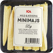 Minimajs 125g Klass 1 ICA