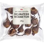 Delikatessrödbetor 350g Klass 1 ICA