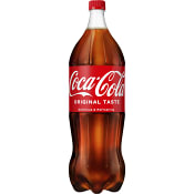 Läsk Coca-Cola 2l