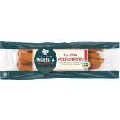 Wienerkorv Kalkon 300g Ingelsta kalkon