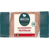 Kalkonbröst Pastrami 110g Ingelsta kalkon