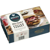 Pulled Turkey 450g Ingelsta kalkon