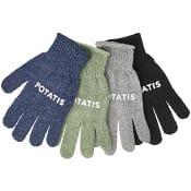 Skrubbvante Potatis i Blandade färger