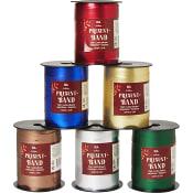 Presentband Julfärger 6 olika färger 1-p ICA Home