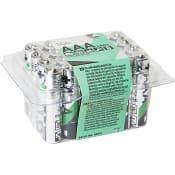 Batteri AAA PET-box 24-p ICA Home