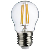 LED filament klot 3,6W E27 470lm dimbar ICA Home