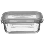 Förvaringsburk Glas med lock 0,4l ICA Cook & Eat