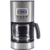 Kaffebryggare 237409 1,25l med timer ICA Cook & Eat