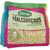 Pärlcouscous Moghrabie 500g Sevan