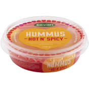 Hummus Hot & spicy 150g Sevan