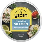 Skagenröra Tofu vegansk 200g YiPin