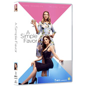 A simple favor Dvd