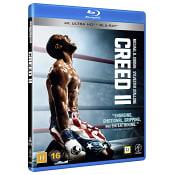 Creed 2 Blu-ray+4K
