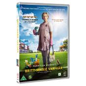 Britt Marie var här DVD