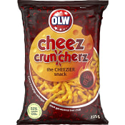 Cheez cruncherz Flamin hot 225g OLW