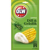 Dippmix Dill & gräslök 24g OLW