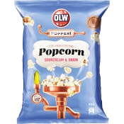 Popcorn Sourcream & onion 80g OLW