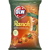 Chips Hot Ranch 275g OLW