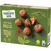 Veganska bullar 300g Hälsans kök