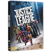 The Justice League Dvd