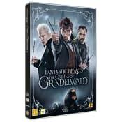 Fantastiska Vidunder: Grindelwald brott Dvd