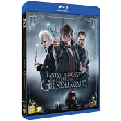 Fantastiska Vidunder: Grindelwald brott Blu-ray
