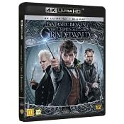 Fantastiska Vidunder: Grindelwald brott Blu-ray+4K