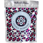 Crunchy Granola Hallon & blåbär 500g Renée Voltaire