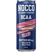 Energidryck Miami 33cl Nocco