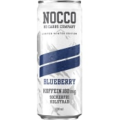 Energidryck Winter Edition 2019 330ml Nocco