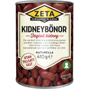 Kidneybönor 410g Zeta