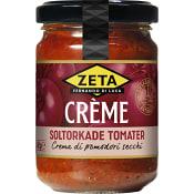 Creme av Soltorkade tomater 140g Zeta