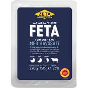 Feta Havssalt 150g Zeta