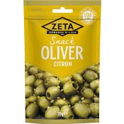 Oliver Snack Citron 70g Zeta