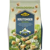 Krutonger Naturell Ekologisk 100g Zeta