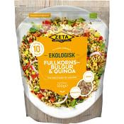 Fullkornsbulgur & quinoa 300g Zeta