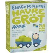Äppelgröt Mjölkfri 14 port 460g EnaGo