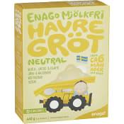 Gröt Neutral Mjölkfri 14 port 460g EnaGo