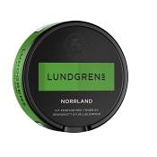Norrland Vit Portionssnus 20,4g Lundgrens