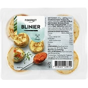 Blinier Mini 135g Fiskeriet