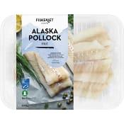 Alaska Pollockfilé 400g Fiskeriet