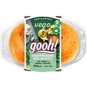 Tortelloni med ricotta & spenat 370g Gooh