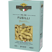 Pasta Fusilli 400g Zeta