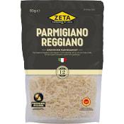 Parmigiano Reggiano riven 85g Zeta