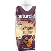 Choko fudge Shake Viktkontroll 330ml Naturdiet